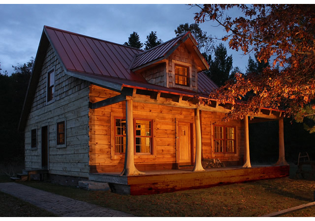 Sweetwater Homes Cabin Photos